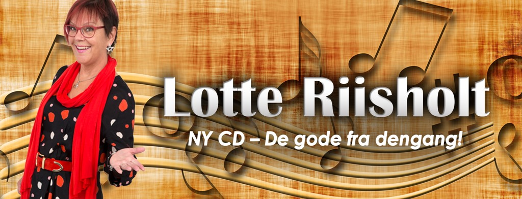 Lotte Riisholt - NY CD 2020