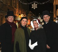 The Christmas Carolers